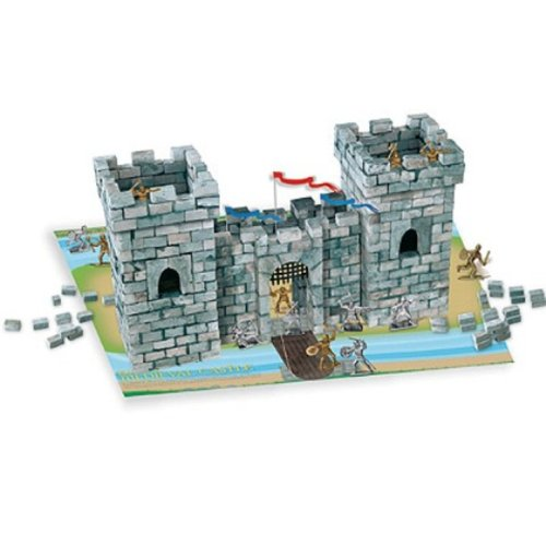 Build Your Own Medieval Castle Kit Toys And Games