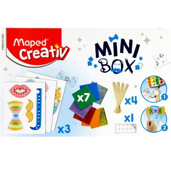 Maped - Mini Box of Mosaic Stickers