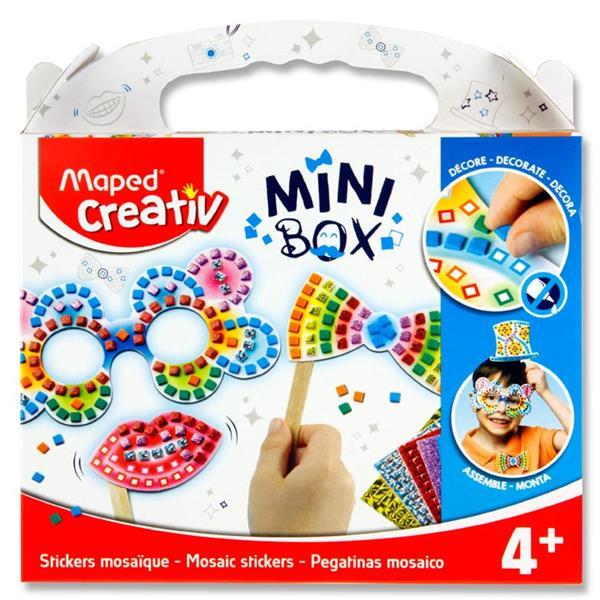 Maped – Mini Box of Mosaic Stickers
