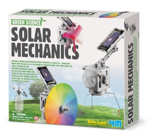 Green Science Solar Mechanics Kit
