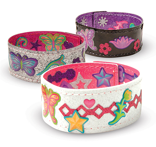 Melissa and Doug Decorate and Design your own bracelets