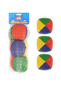 Net of 3 Juggling Balls