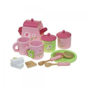Wooden Tea Set from Small Foot Design Toys