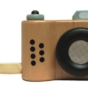 Wooden Kaleidoscope Camera