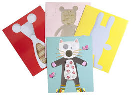 Djeco Collages for 3-5 year olds