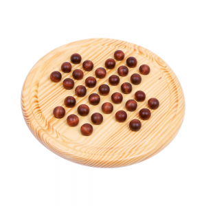Wooden Solitaire Game from Small Foot Design Toys