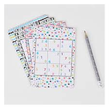 Mini Logix Sudoku puzzles for children by Djeco