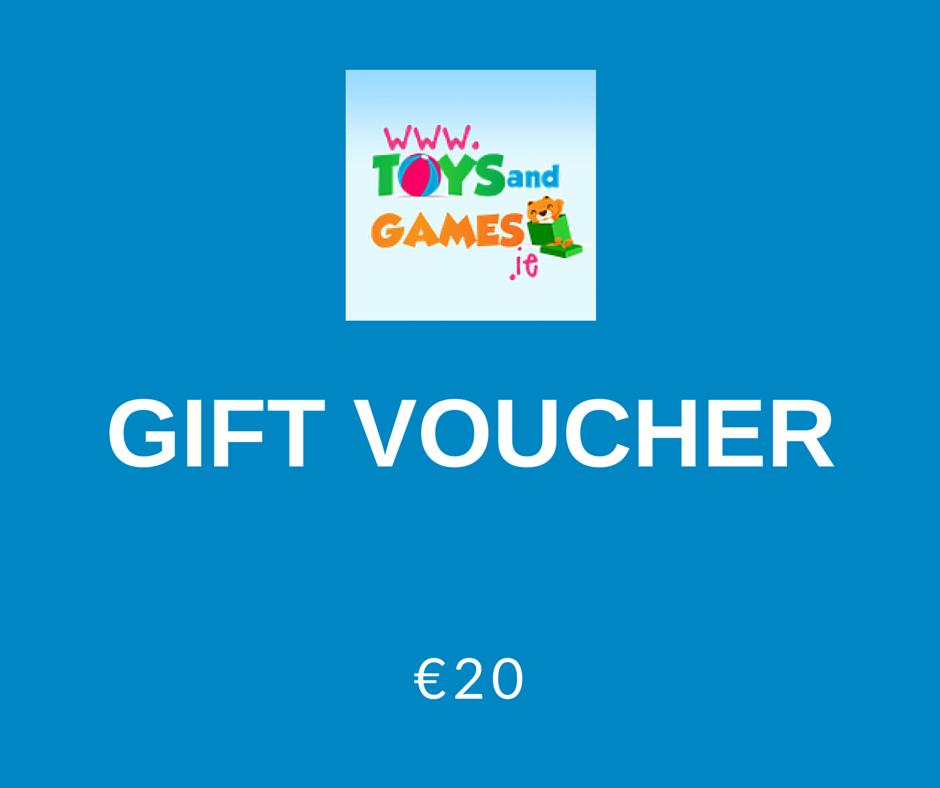 €20 Toy Voucher