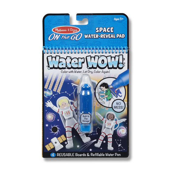 Water Wow! Space Water Reveal Pad from Melissa and Doug Toys