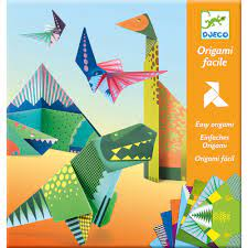Djeco – Dinosaur Origami