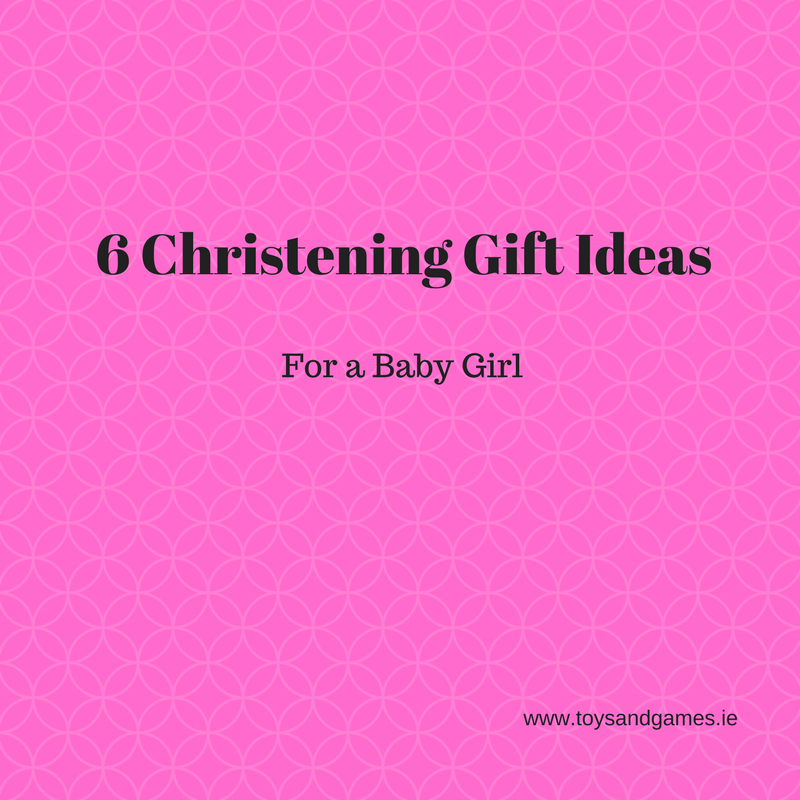 6 Christening Gift Ideas for a Baby Girl