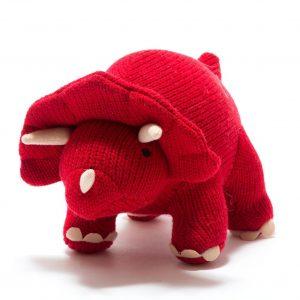 Triceratops - Soft Toy Dinosaur