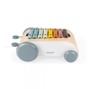 Janod Sweet Cocoon Xylo Roller