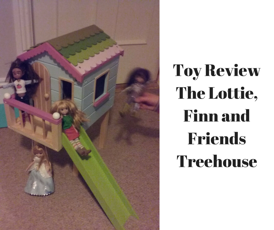 Toy Review : The Lottie, Finn and Friends Treehouse