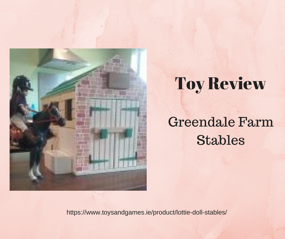 Toy Review – Lottie Doll Stables