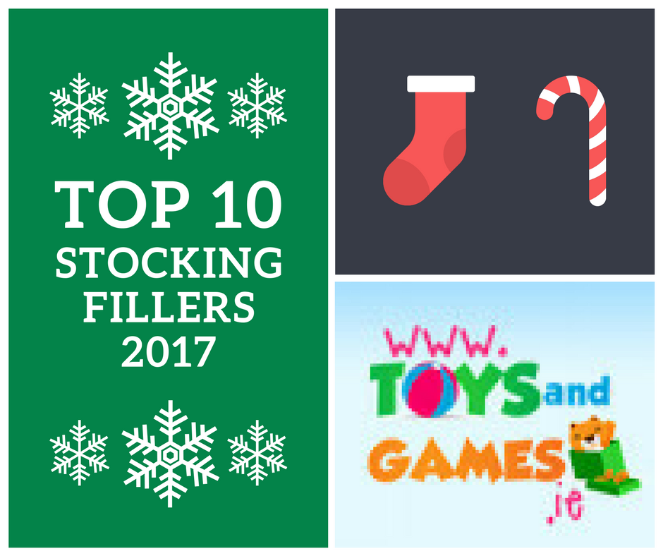 Top 10 Stocking Fillers