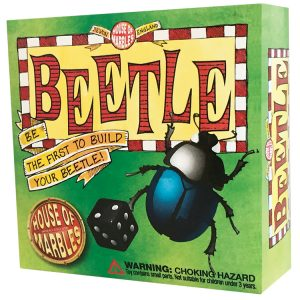 Great Games, The Beetle Game, Retro Game