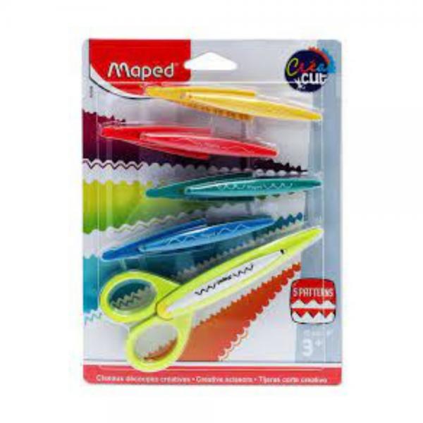 Maped - Creative Scissors - 5 Blades