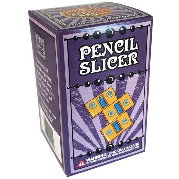 Magic Trick Pencil Slicer