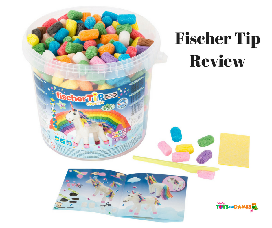 Toy Review – Fischer Tips