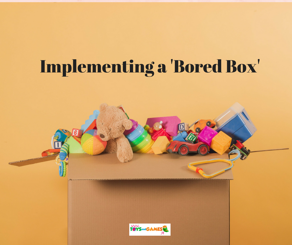 Implementing A 'Bored Box'