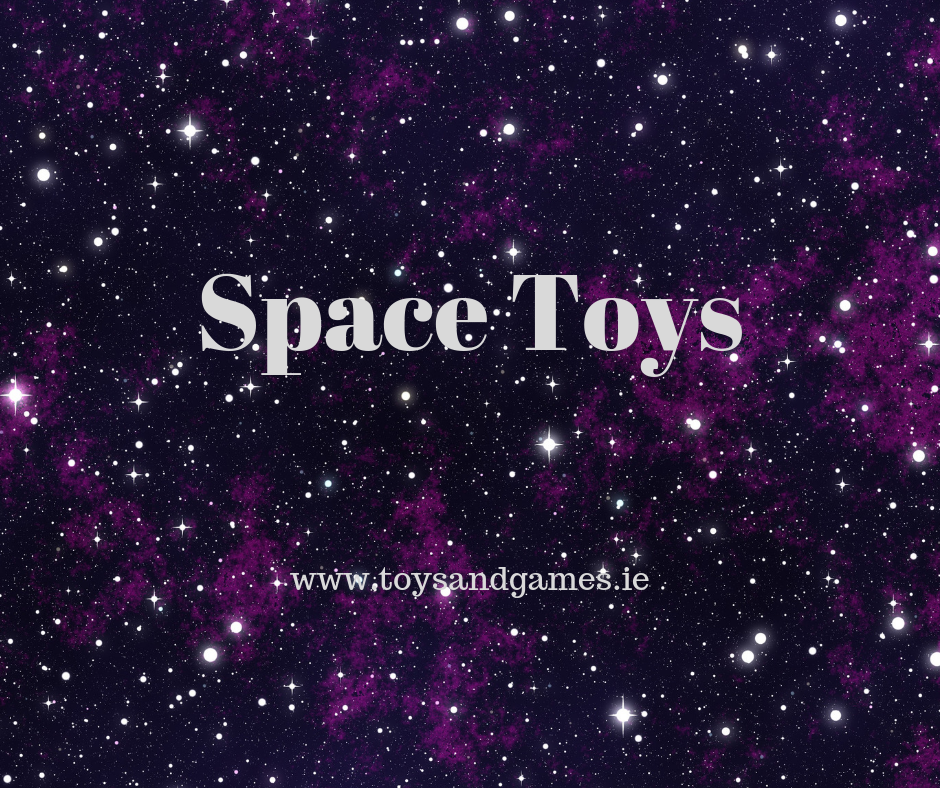 Space Toys to Celebrate Space Week