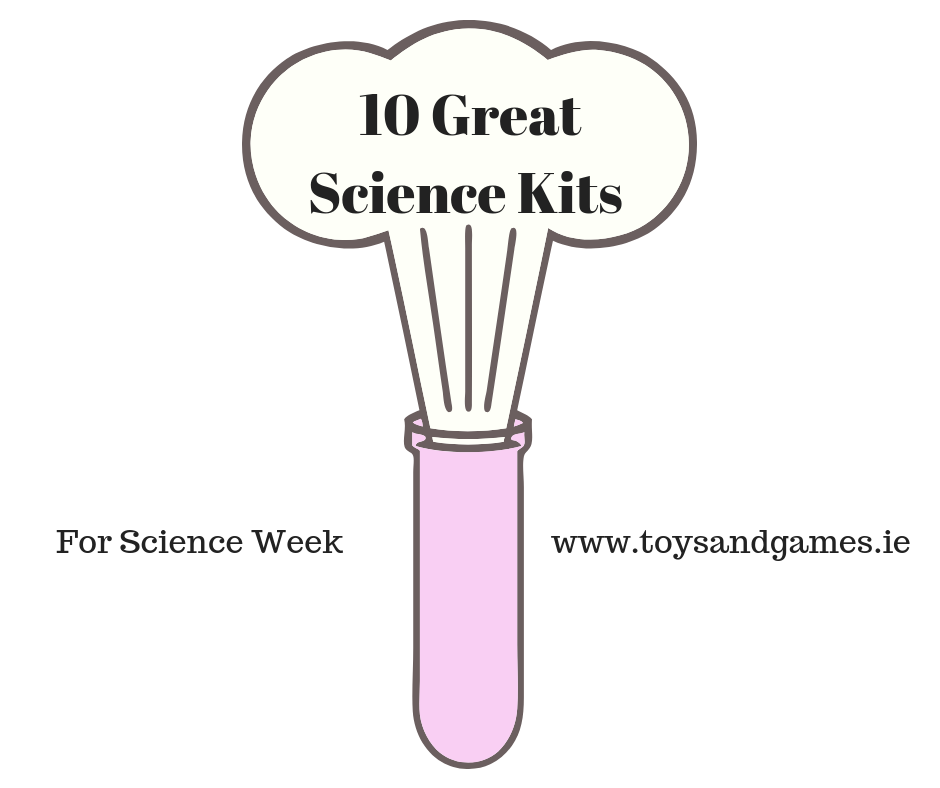 10 Great Science Kits for Science Week