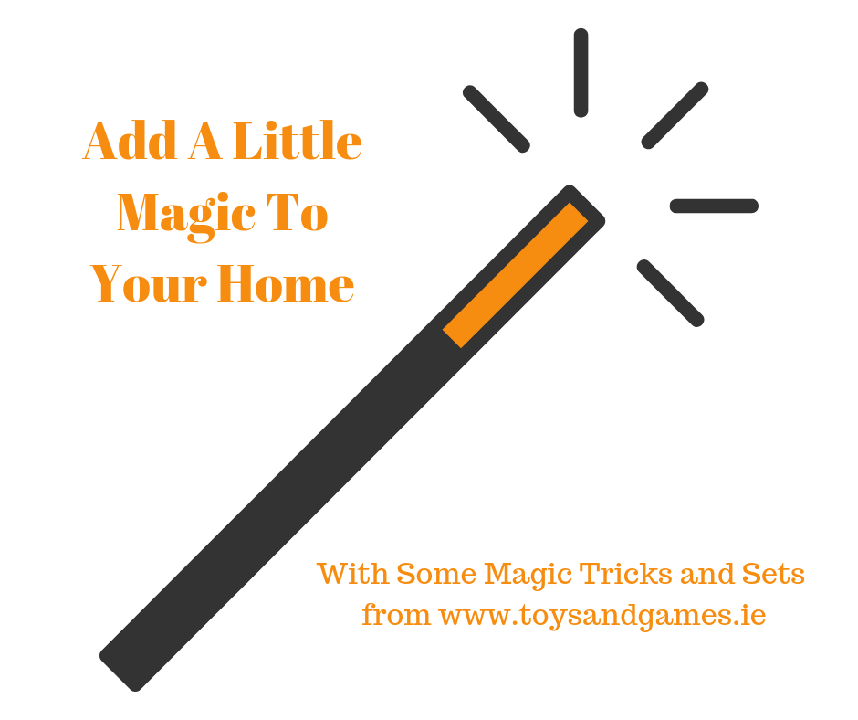 Add A Little Magic To Your Home!