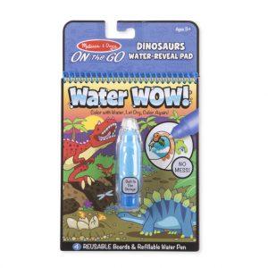 Water Wow Dinosaur Water Reveal Pad