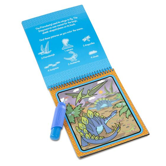 Water Wow Dinosaur Water Reveal Pad from Melissa and Doug On the Go