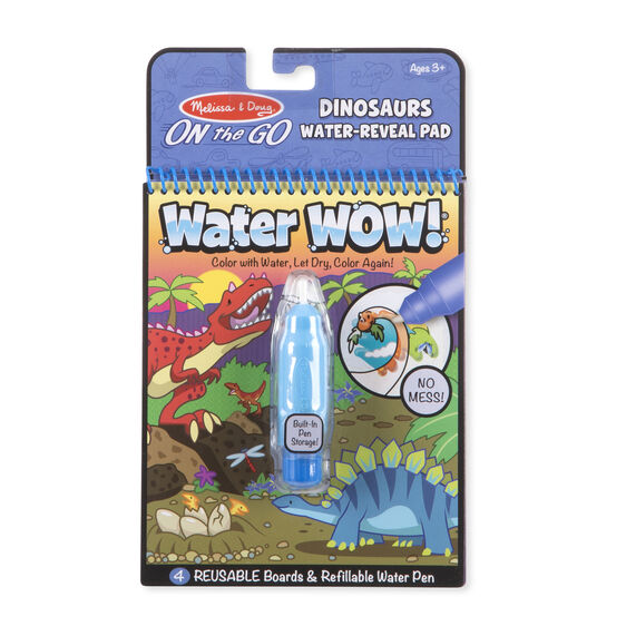 Water Wow! On the Go – Dinosaurs