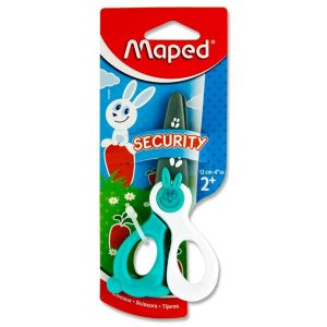 Maped Safety Scissors for toddlers and young children