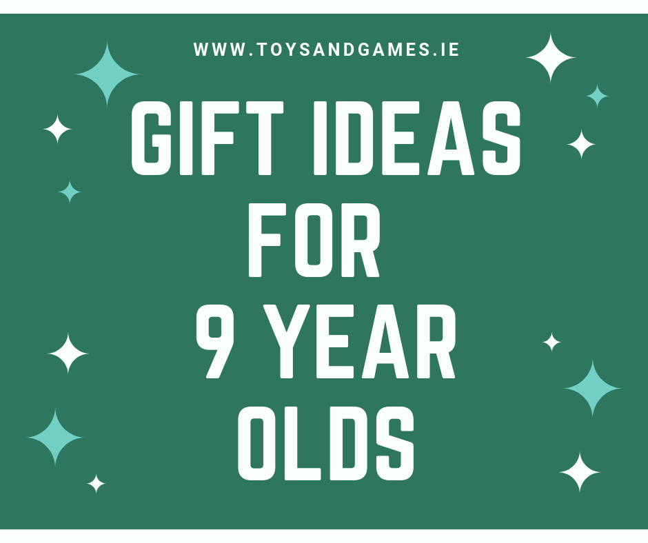10 Gift Ideas for a 9-Year-Old