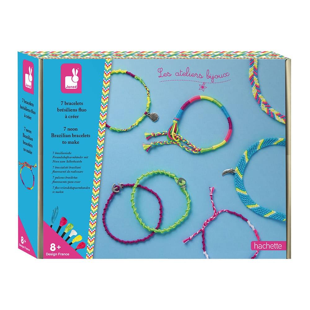 Janod Friendship Bracelet Kit