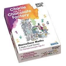 Charlie and the Chocolate Factory - Marvellous Maths Games