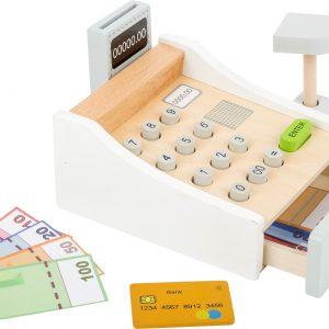 Play Wooden Cash Register