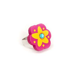 Pretty Wooden Ring