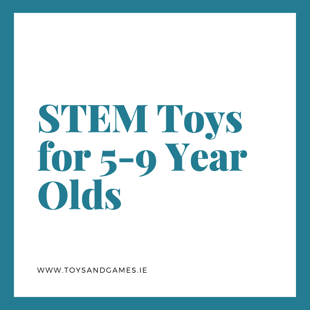 STEM Toys for 5-9 Year Olds