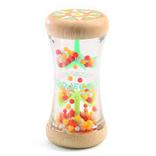 Baby-Plui Rainmaker Rattle by Djeco