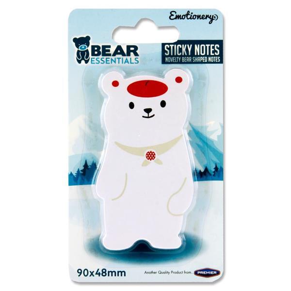 Bear Essentials Sticky Notes