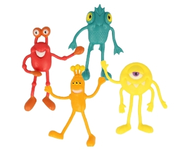 Bendy Monsters Fidget Toys