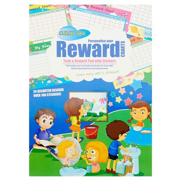 Book of 24 Reward Charts