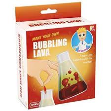 Bubbling Lava Science Experiment Kit for children