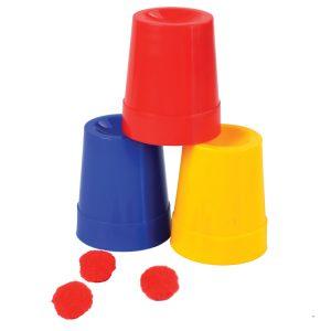 cup and balls magic Trick
