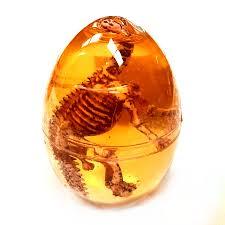 Dinosaur slime Eggs, sensory toys