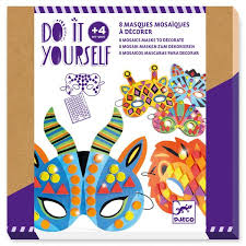 Djeco - Make your own Mosaic Masks