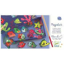Djeco - Magnetic Fishing Game