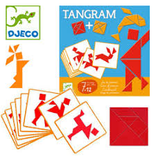 Djeco Tangram Puzzles