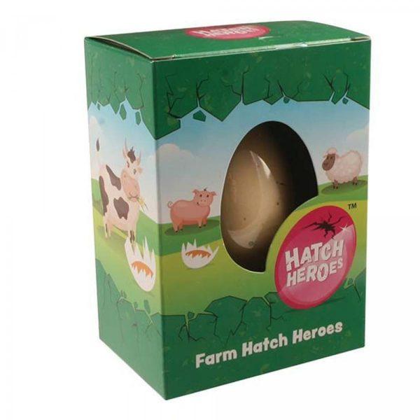Farm Animal Hatching Egg