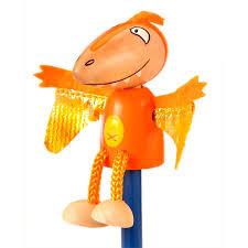 Fiesta Toys - Pterodactyl Pencil. Dinosaur Stationery